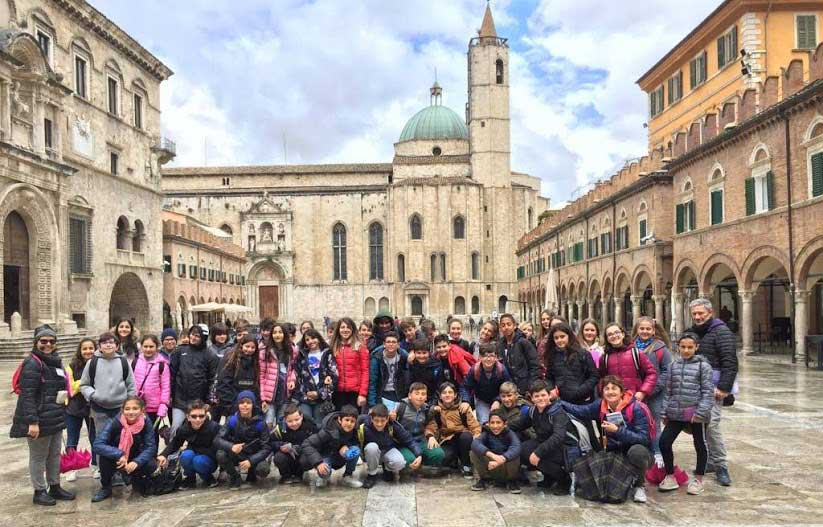 scuole visita guidata Ascoli